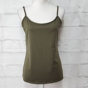 *FREE GIFT* Olive Green Camisole